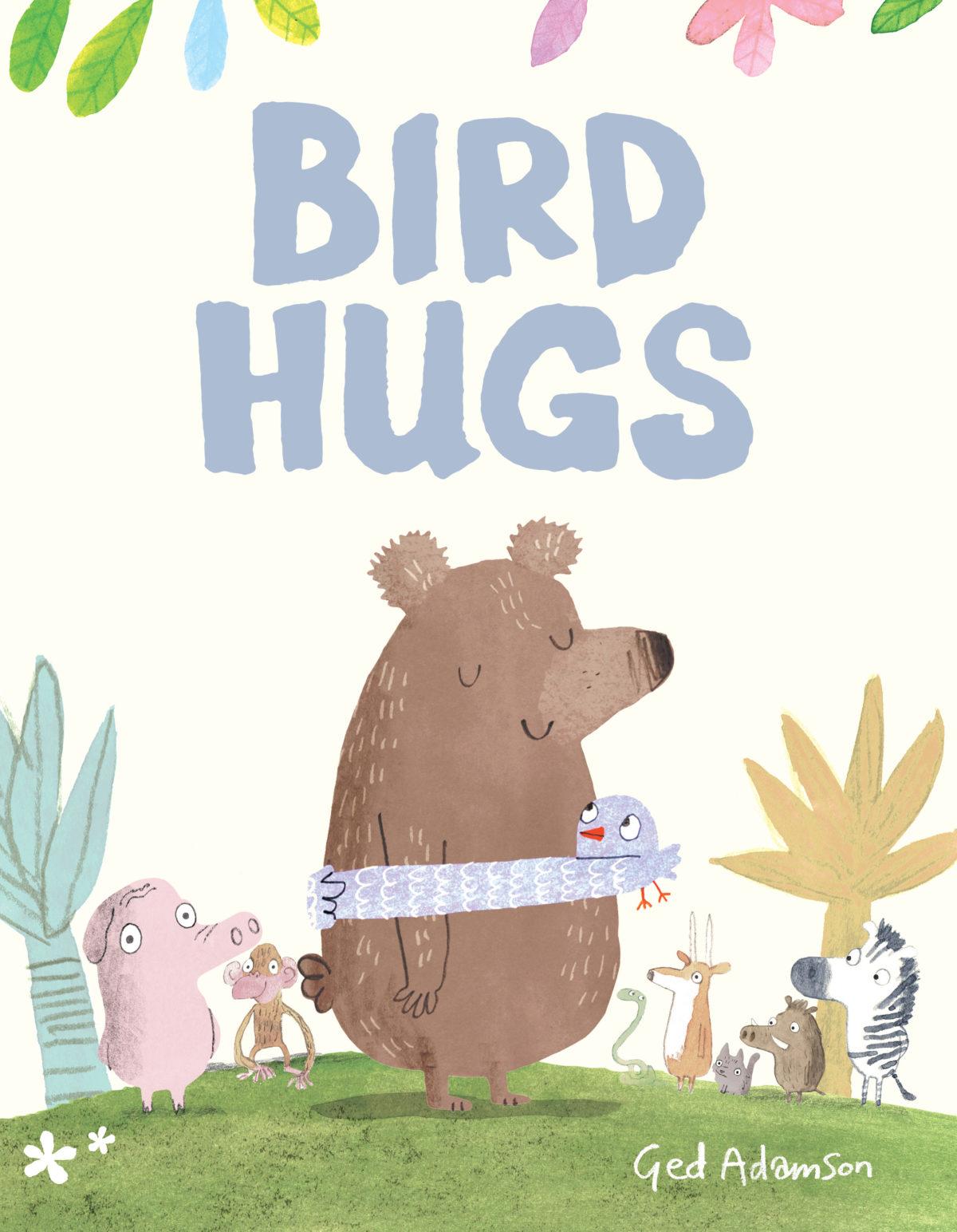 Bird Hugs Blog Tour & GIVEAWAY!